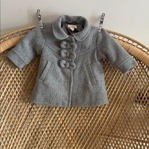 Other - Baby wool pea coat